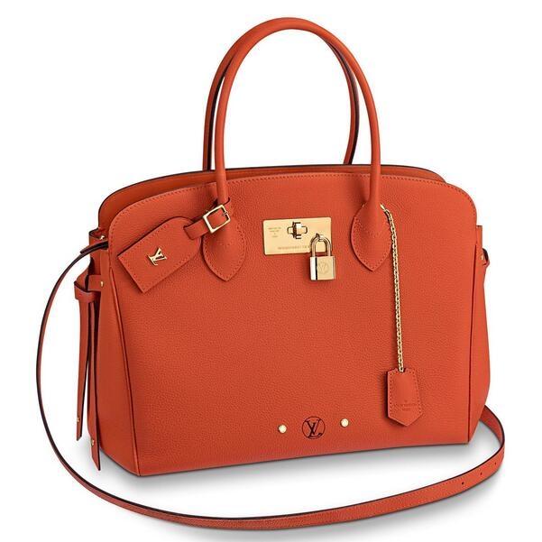 Louis Vuitton Clementine Milla MM Bag Veau Nuage M51445