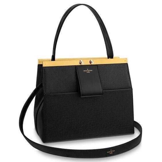 Louis Vuitton City Frame Bag Taiga Leather M52240