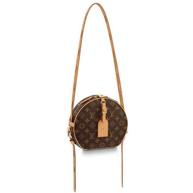 Louis Vuitton Boite Chapeau Souple Monogram M52294