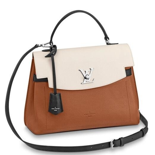 Louis Vuitton Caramel Lockme Ever Bag M52360