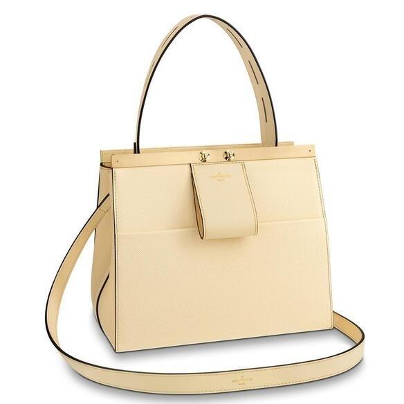 Louis Vuitton City Frame Bag Taiga Leather M52719