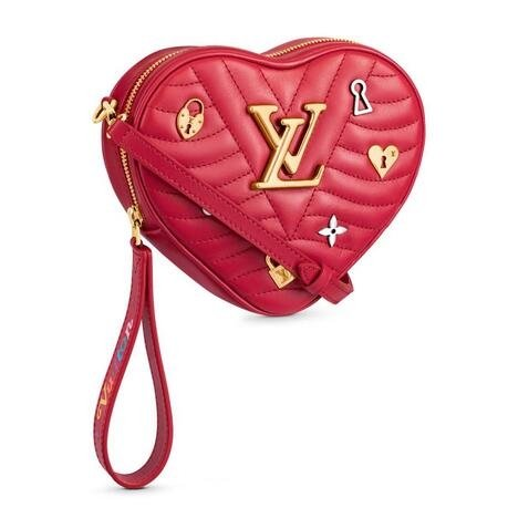 Louis Vuitton Heart Bag New Wave M52794