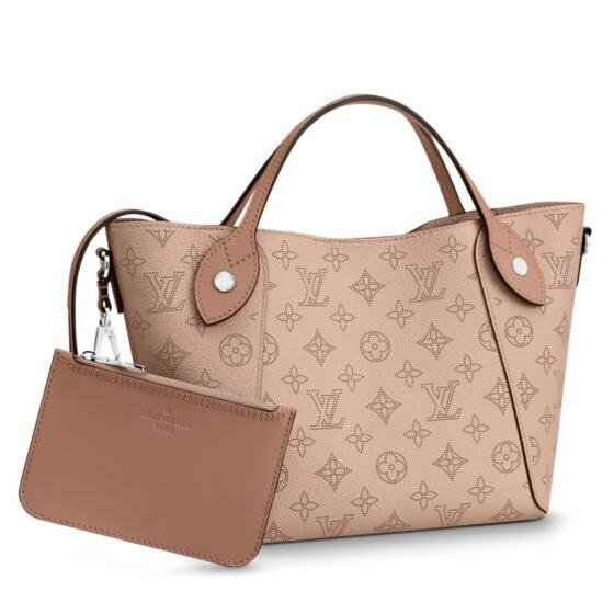 Louis Vuitton Hina PM Bag Mahina Leather M54353