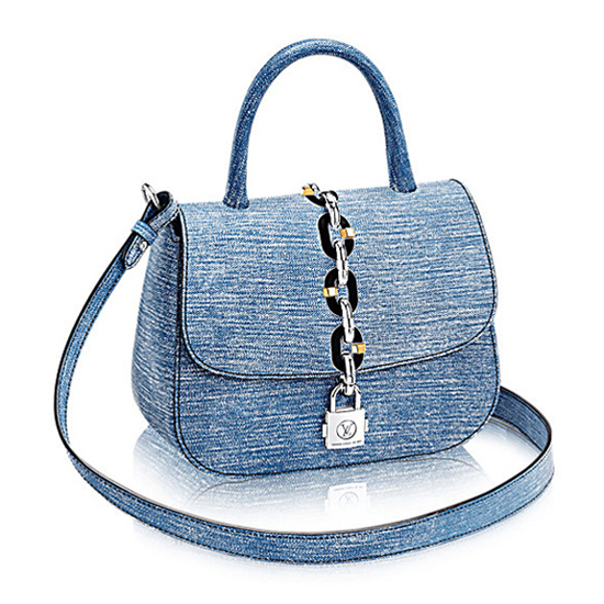 Louis Vuitton M54606 Chain It Bag PM Tote Bag Epi Leather