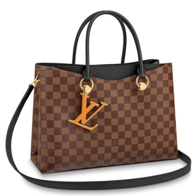 Louis Vuitton LV Riverside Bag Damier Ebene N40050