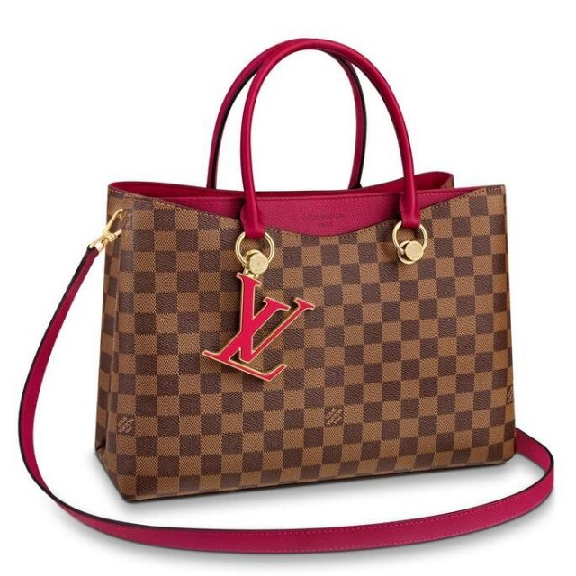 Louis Vuitton LV Riverside Bag Damier Ebene N40052