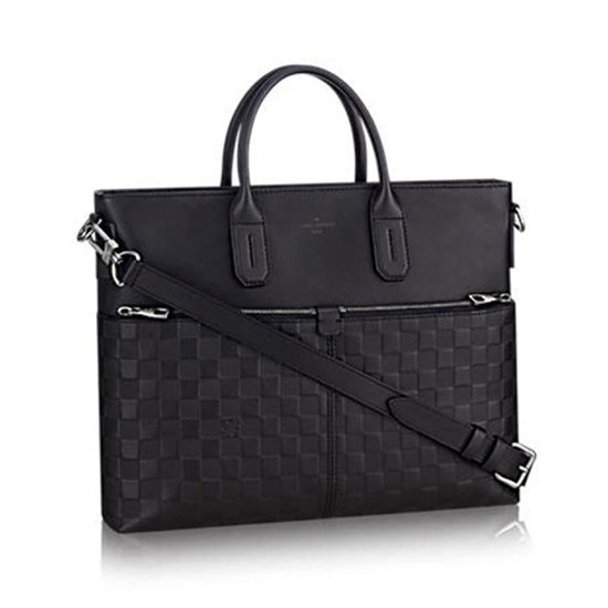 Louis Vuitton N41565 7 Days A Week Briefcase Damier Infini Leather
