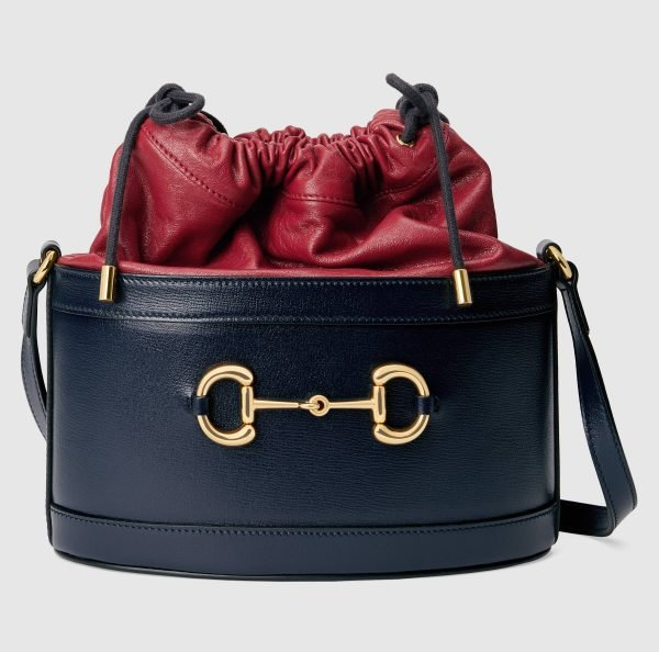 DBLG     Light Gucci  Horsebit bucket bag e