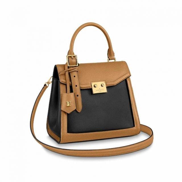 LV Arch handbag Beige
