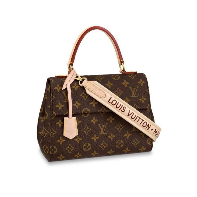 LV Cluny BB handbag Monogram
